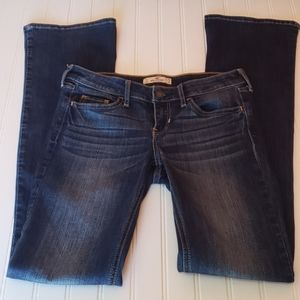 Hollister flared jeans sz 25